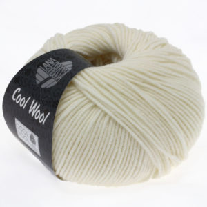 Lana Grossa Cool Wool 432 екрю