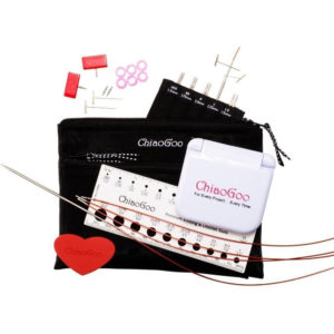 Набір зйомних спиць ChiaoGoo Twist Red Lace Mini