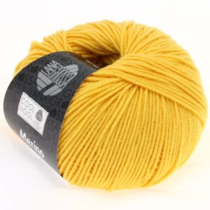Lana Grossa Cool Wool 419 жовтий
