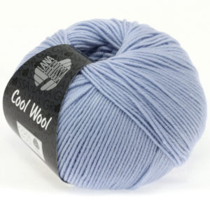 Lana Grossa Cool Wool 430 небесно-голубий