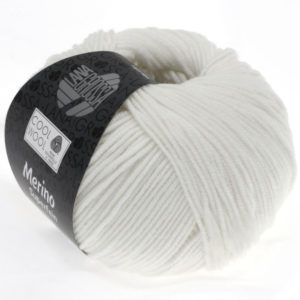 Lana Grossa Cool Wool 431 білий