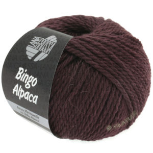 Lana Grossa Bingo Alpaca 4 шоколадний