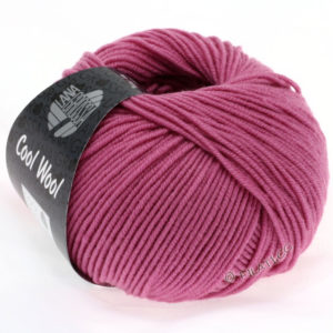 Lana Grossa Cool Wool 2011 рожевий