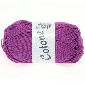 Lana Grossa Cotone 31 фіолетовий