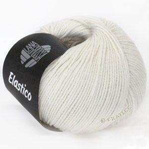 Lana Grossa Elastico 1 білий