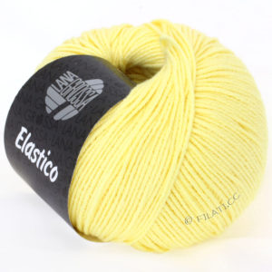 Lana Grossa Elastico 41 лимонний