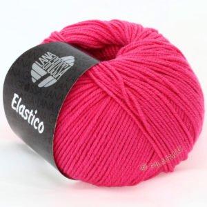 Lana Grossa Elastico 100 яскраво-рожевий