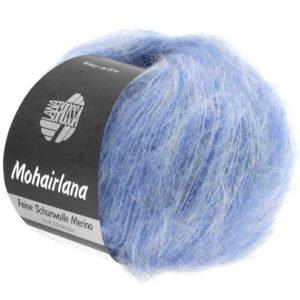 Lana Grossa Mohairlana 1 світло-голубий