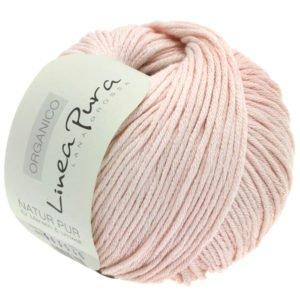 Lana Grossa Organico 76 блідо-рожевий