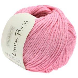 Lana Grossa Organico 87 рожевий